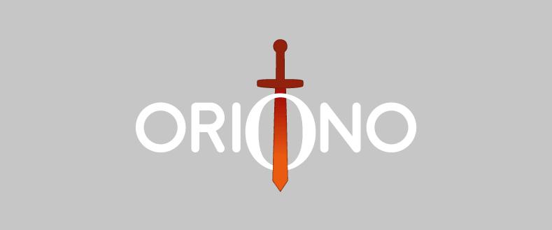 Proposition logo Oriono, Tatiana Rey