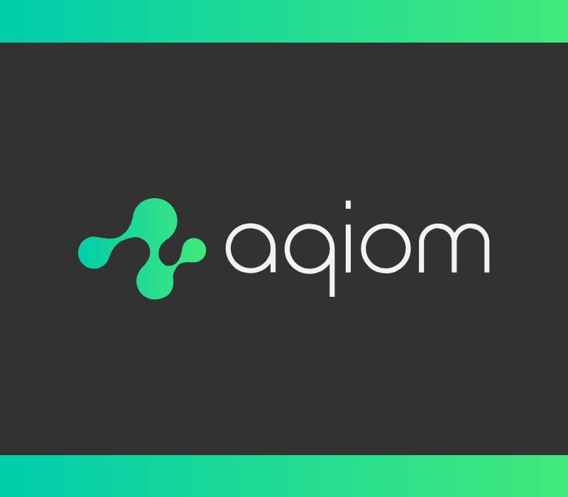 Aqiom logo