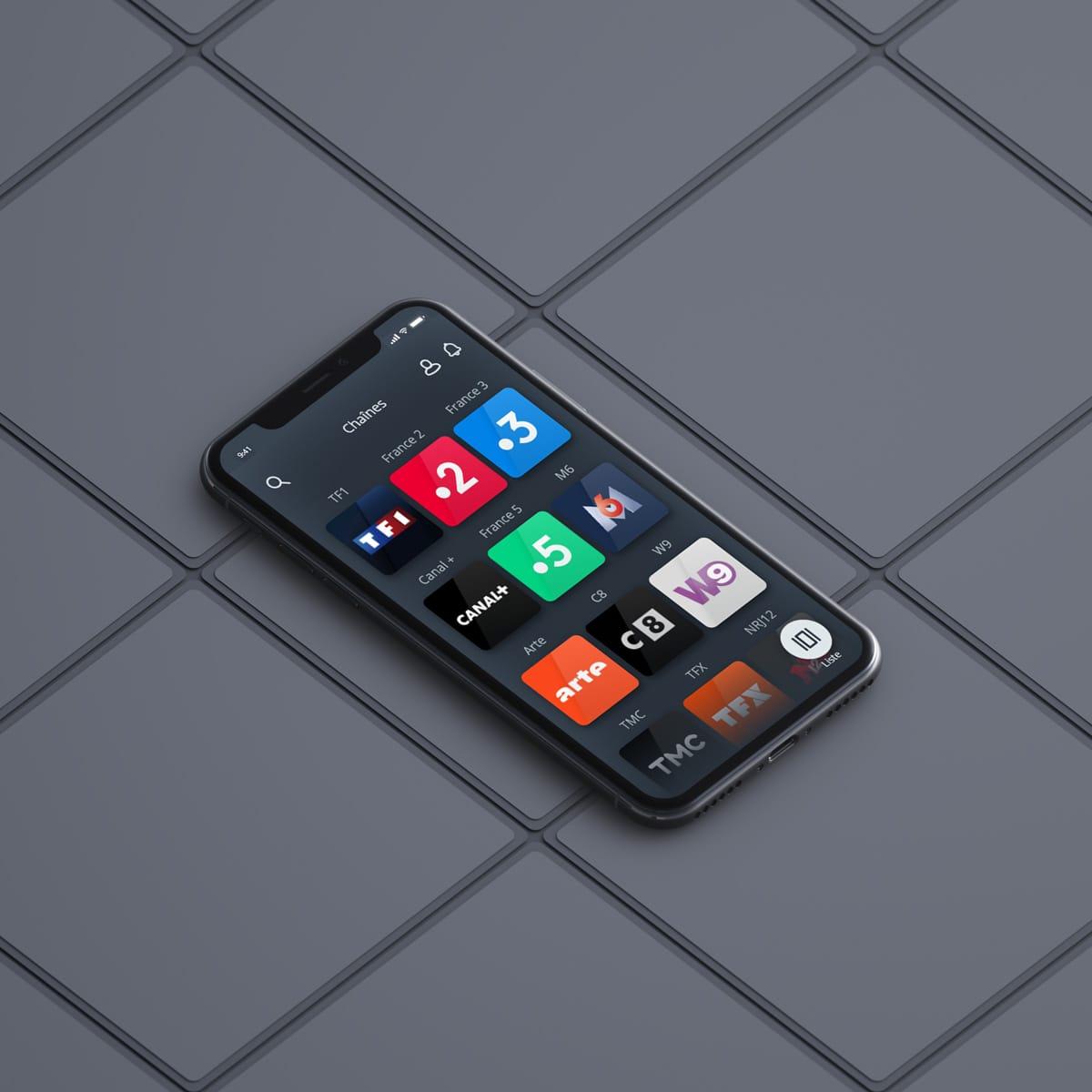 I want it app