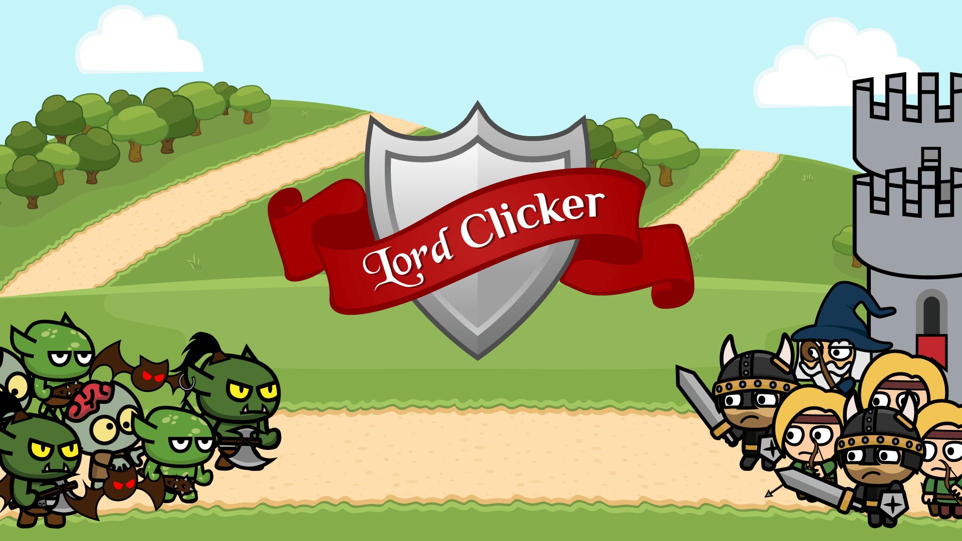 Lord Clicker, jeux vidéo